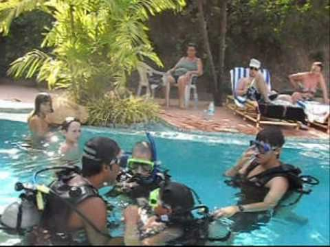 Learn How To Scuba Dive