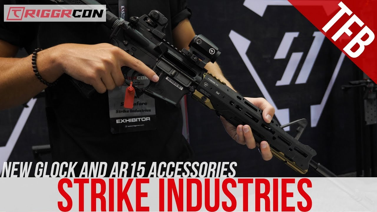 Strike Industries Archives -The Firearm Blog