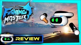 Fishing Master PSVR Review