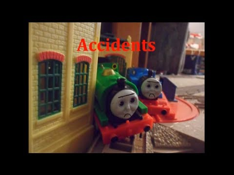 The Thomas The Tank Engine Show: Ep 2 Accidents