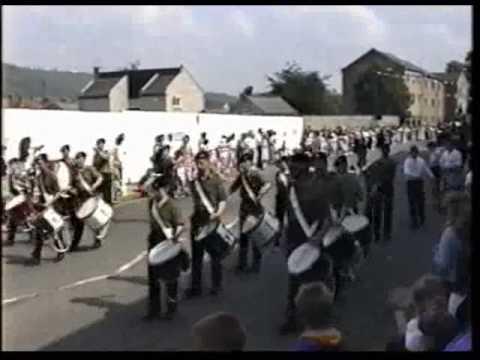 Bakewell Carnival Highlights 1991