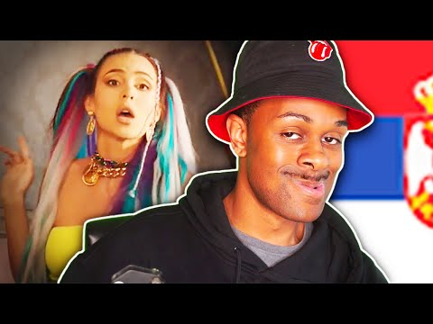 I MISSED HER SO MUCH!!! AMERICAN REACTS TO SERBIAN MUSIC | ANASTASIJA – GOTOVO (OFFICIAL VIDEO)