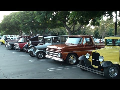Lake Avenue Church Classic Car Nights (August 11, 2017)