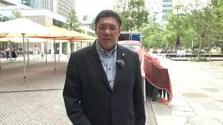 中野区商店街連合会会長・白鷺商栄会会長・塩澤 清俊