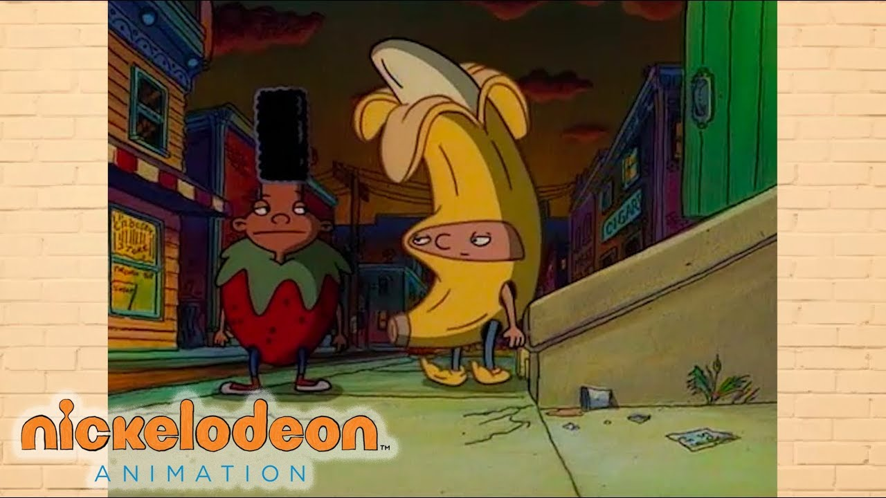 "gerald's first scene: ""downtown as fruits"" 