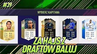 TA KARTA JEST NIE Z TEJ ZIEMI!  - FIFA 18 ZA HAJS Z DRAFTÓW BALUJ [#39]