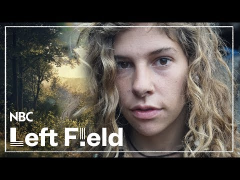The Wild Route: Leaving Work And Home For A Forest Life | NBC Left Field