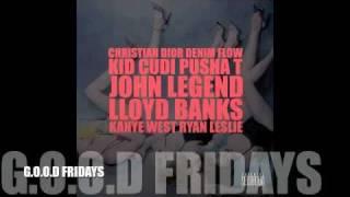 Kanye West - Christian Dior Denim Flow [G.O.O.D Fridays][Download Inside]