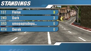 Burnout Legends (PSP) Online Racing in 2018 thanks to a custom server. Burnout 3 style.