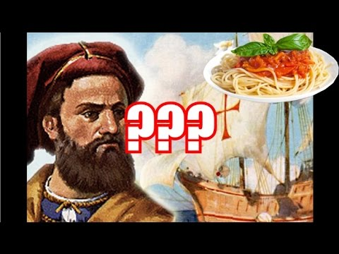 History of Pasta - Middle Ages, Roman Times, Norman Times