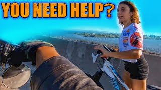 POLICE HANDCUFFED HER | CRAZY, FUNNY, ANGRY & KIND BIKE LIFE MOMENTS 2020 [Ep.#26]