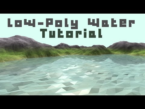 opengl-low-poly-water-tutorial