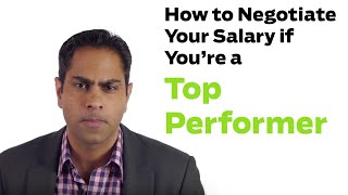 How to Negotiate Your Salary if You