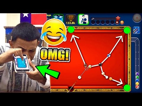 Thumbnail: IS HE AIM HACKING? Craziest 8 Ball Pool Player In History!! - Monaco All-In 40M