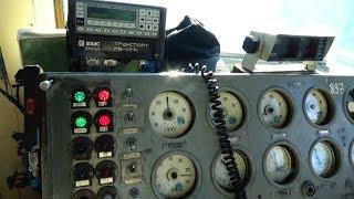 Elektr ВЛ80с. Idishni, motor xona.