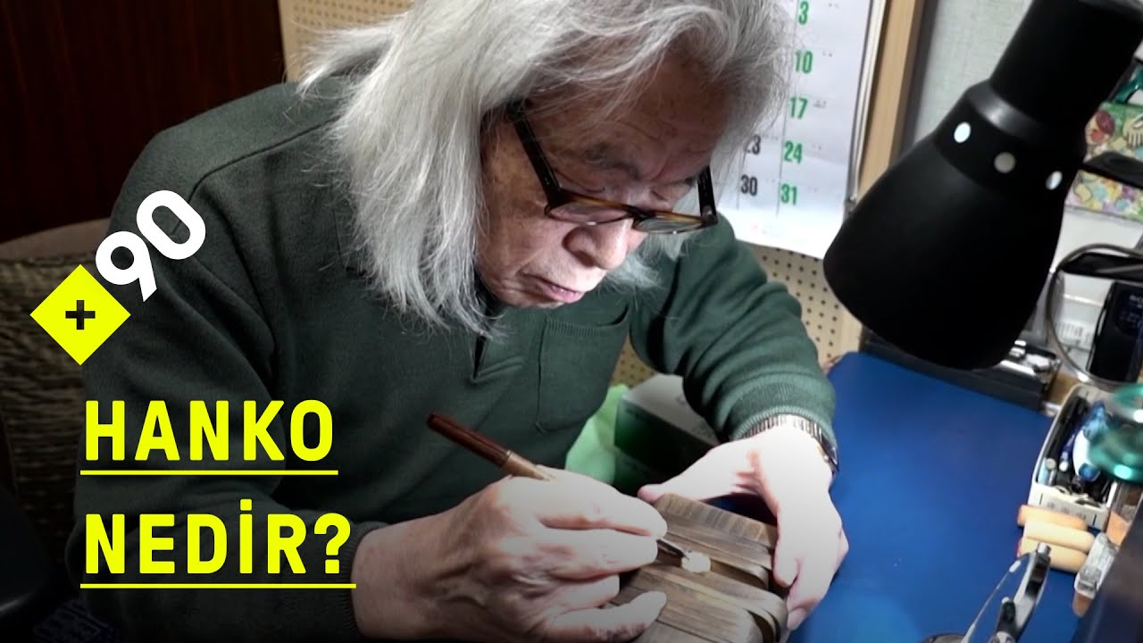 """Hanko nedir?   """"Hanko birisinin yalan söylemediğinin kanıtıdır"""""""