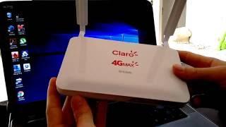 Configurando Roteador D-Link DWR 922 com Claro 3G