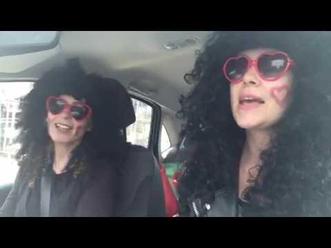 Mel & Kim's Carpool Karaoke for CLIC - I Don't Want to Miss a Thing🚗🎤🎶