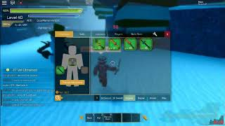 Roblox - SwordBurst 2 How to get VEL FAST! (500 vel in 30 seconds)