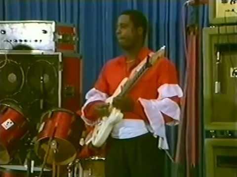 pt.II Hommage à Luambo Makiadi - T.P. O.K. Jazz 1990