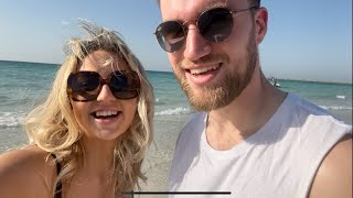 DUBAI WEEKLY VLOG: Ladies night, Yoga, Camping on the Beach