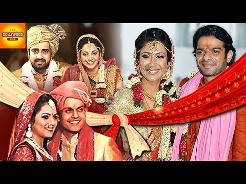 TV Celebs Got MARRIED In 2015