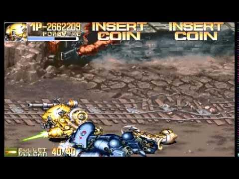 Armored Warriors, 1994 Capcom
