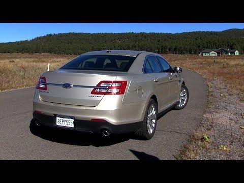 2018 Ford Taurus Limited 3.5L (288 HP) TEST DRIVE