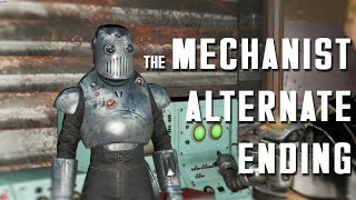 Mechanist Alternate Ending - Automatron for Fallout 4