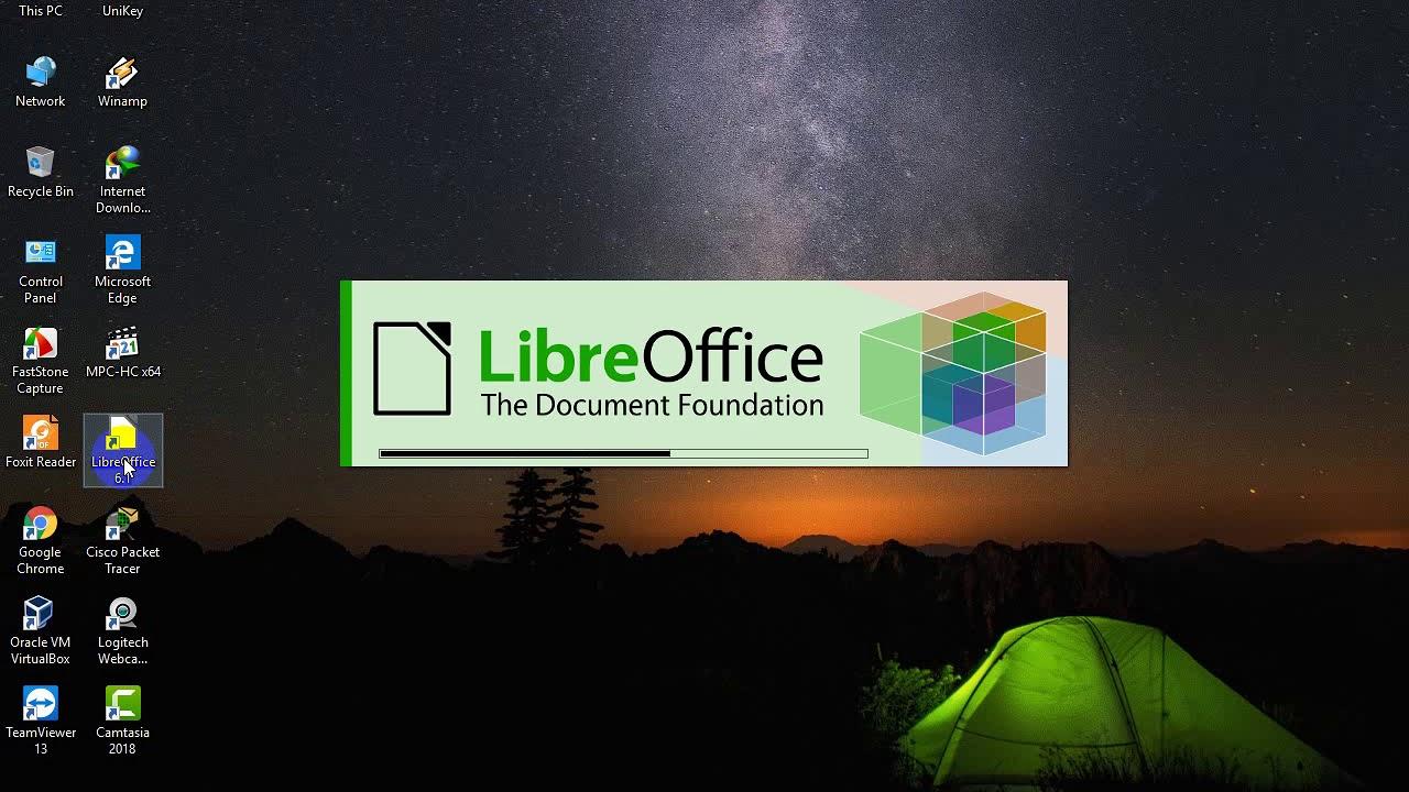 Review Bộ Ứng Dụng Văn Phòng Libre Office