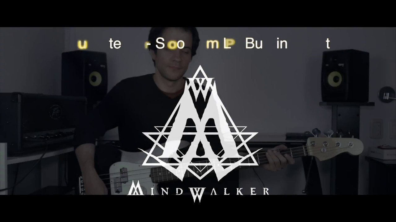 Mindwalker  - Recording New LP - Puppeteers Solo