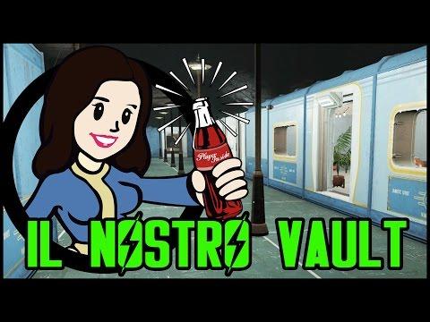 ECCO IL NOSTRO VAULT! Fallout 4 senza Mod