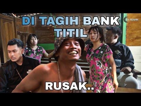 DI TAGIH BANK TITIL ~ Komedi Jawa Lucu