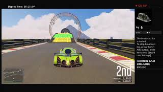 Grand theft auto 5 racing