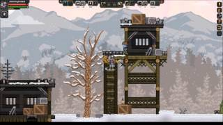 Let's Play!: Starbound 1.0: Ep10: Dang, I thought you said Diamond Biome