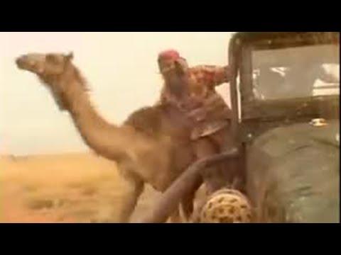 Camel Catching In Alice Springs Desert, Australia - Jeremy Clarkson's Motorworld - BBC