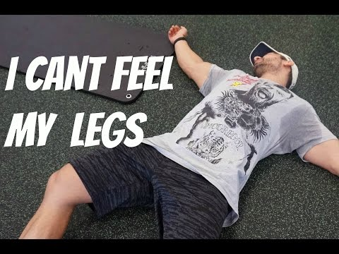 Leg Day with Danny Kennedy & Doughnuts