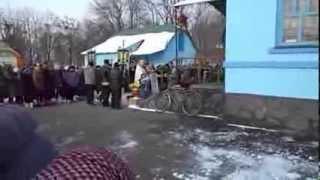 смт.Чорнухи-Хрещення Господнє. 19.01.2014.