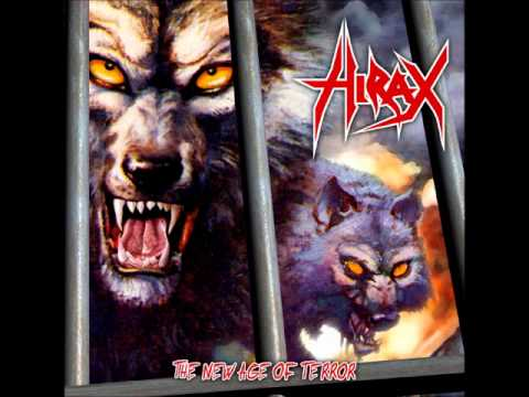 Hirax - New Age of Terror