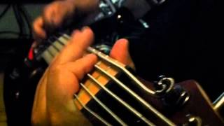 STEALING AXION – Mirage Of Hope (Bass Playthrough)