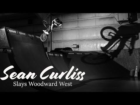 16 Year Old Sean Curliss Slays Woodward West! *EDIT*