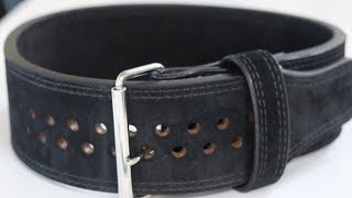The Perfect Belt NOW Exists - Pioneer Fit (General Leathercraft)