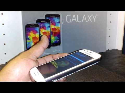 Como Desbloquear Pantalla de Samsung Galaxy Prevail II SPH-M840 Boost Mobile