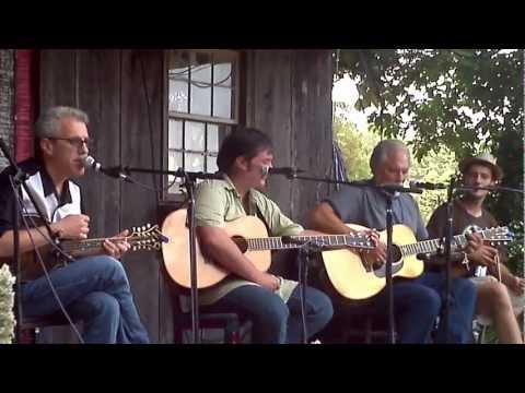 FloydFest 2011 - Jorma Kaukonen - Larry Keel - Red River Blues