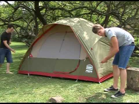 Family Dome 4 Instruction Video & Family Dome 4 Instruction Video - YouTube