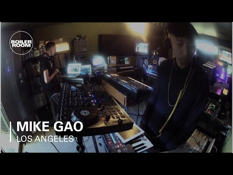 Mike Gao Boiler Room Los Angeles DJ Set