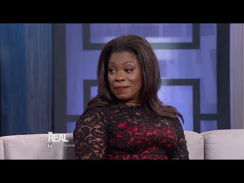 Lorraine Toussaint on Playing Morris Chestnut's Mother