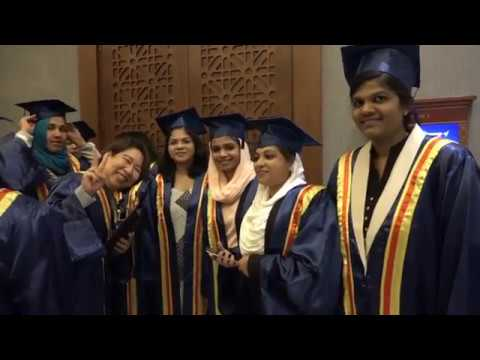 University of Bolton Rak - Graduation 2016 - 2017