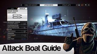 Battlefield 4 Attack Boat  50\0