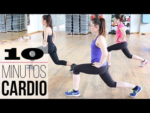 Baja de peso con esta rutina de ejercicio... ¡Sólo necesitas 10 minutos!